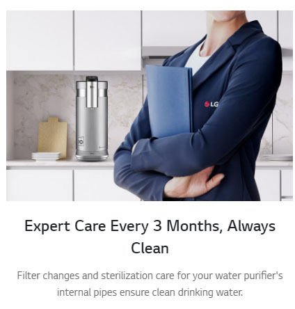pure water filter customer service