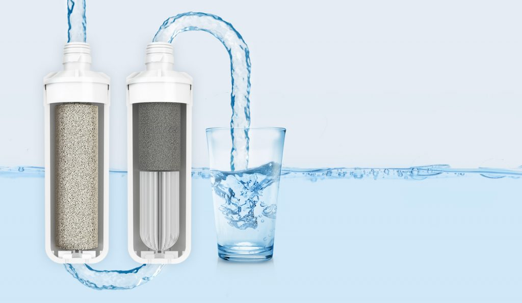 clean water and sanitation water filter system