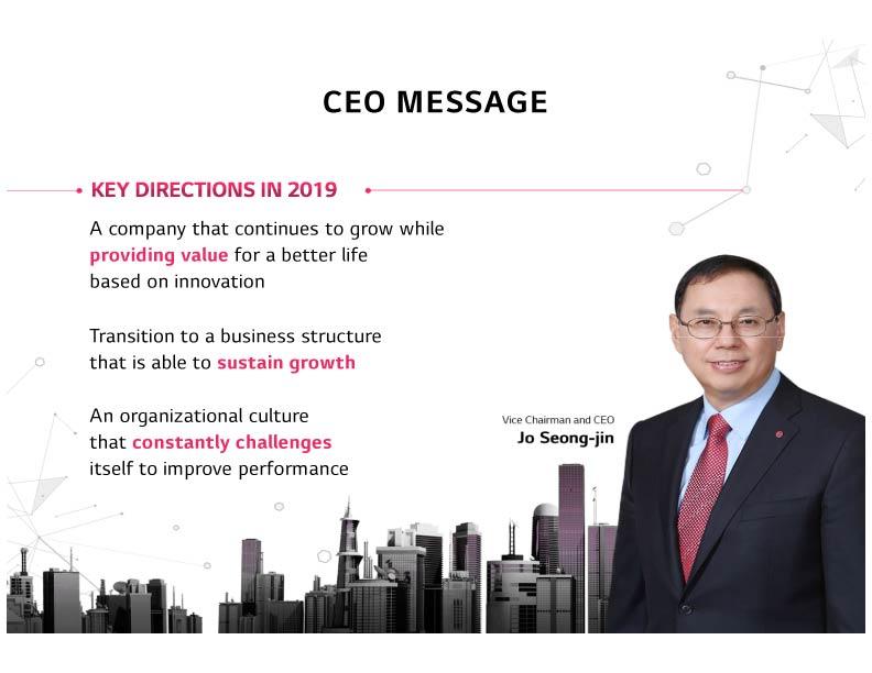LG Water Purifier Malaysia CEO