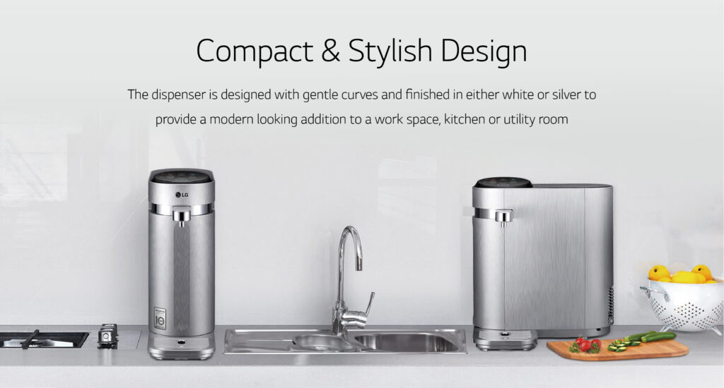 Super Thin Tankless 3 Stage Water Filter