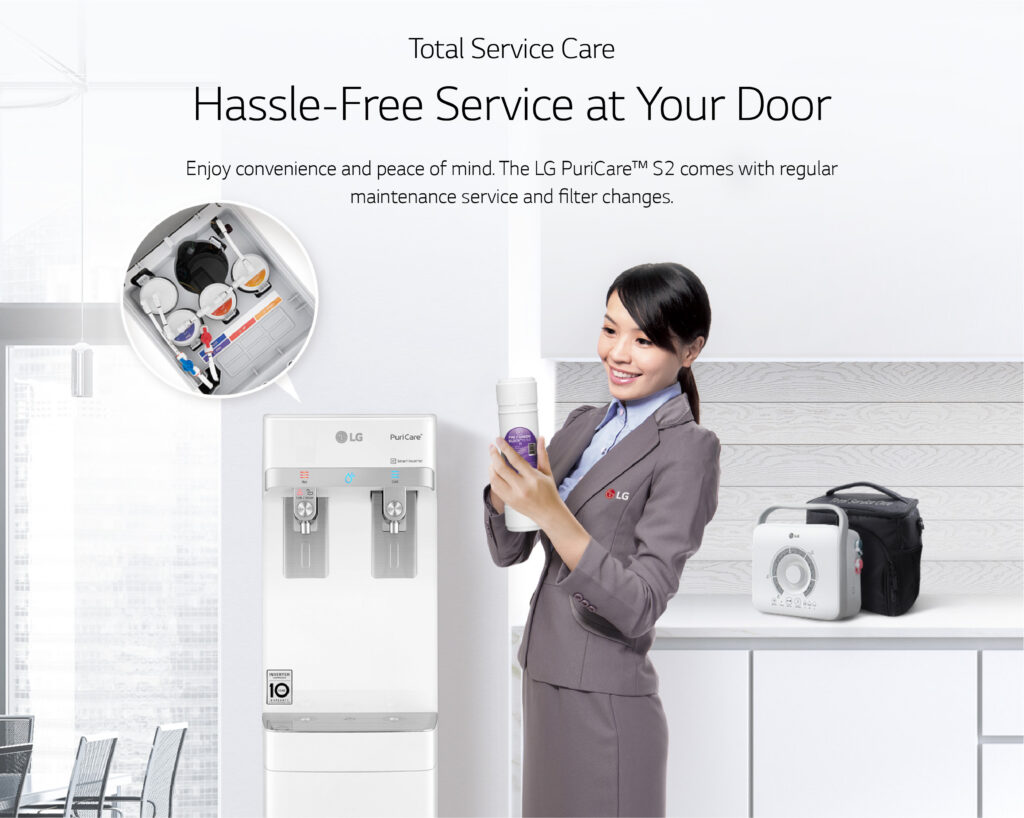 hot and cold water dispenser rental malaysia