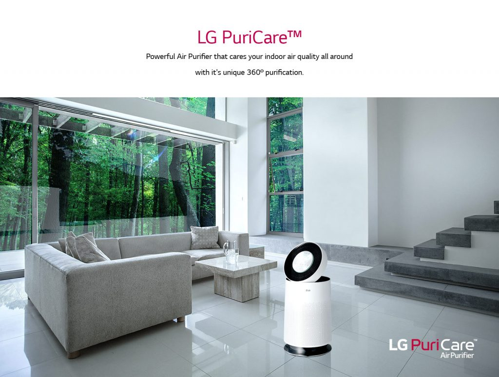 Best Air Purifier & Air Cleaner In Malaysia