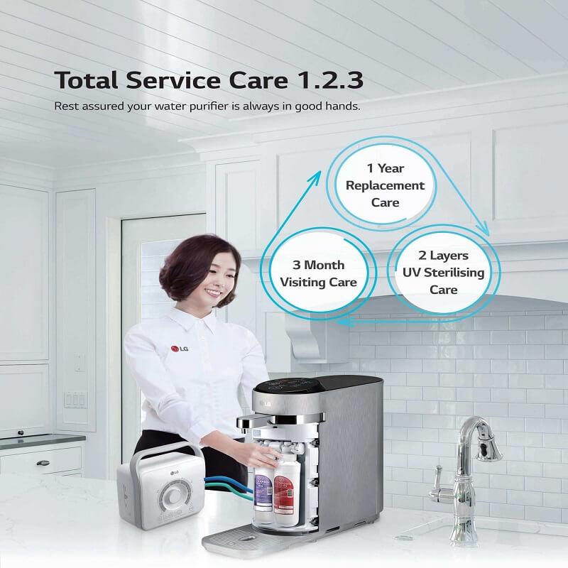 lg puricare careship, lg puricare service, lg puricare agent, lg puricare water purifier agent